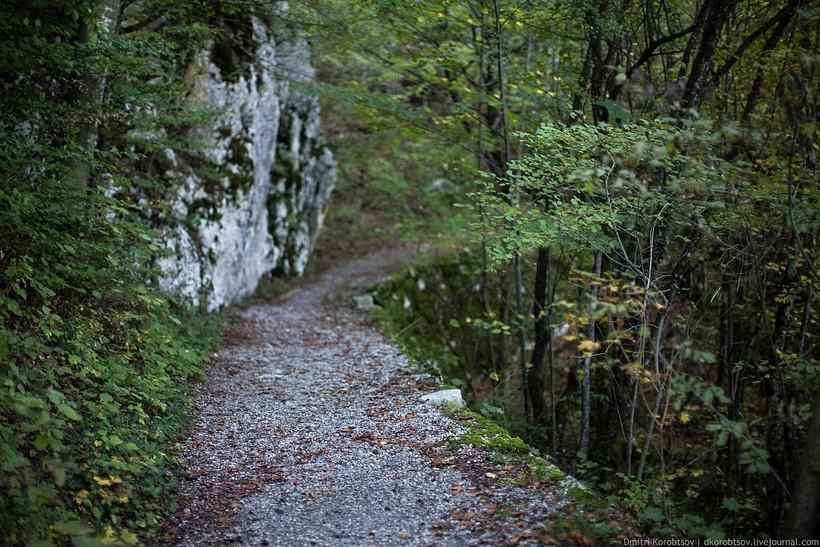 Черовак — самый большой комплекс пещер в Хорватии