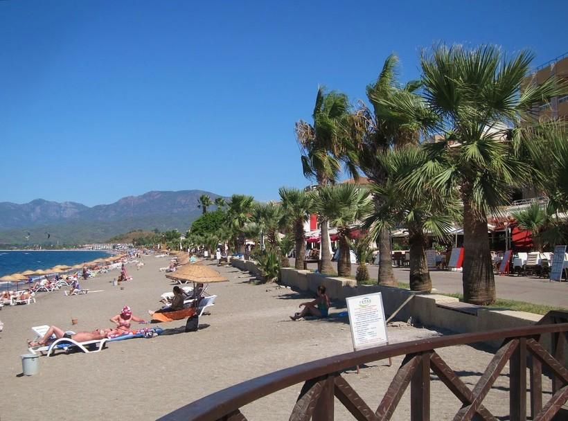 Фетхие: отдых на пляже Чалыш