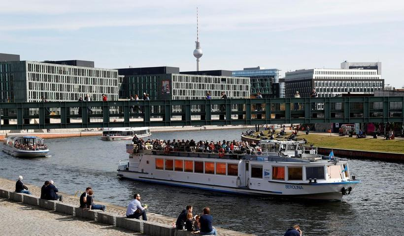 Берлин: время отдыха