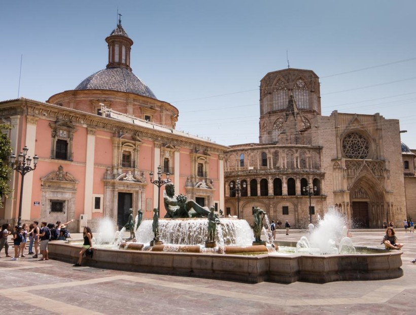 Валенсия: знакомство с достопримечательностями