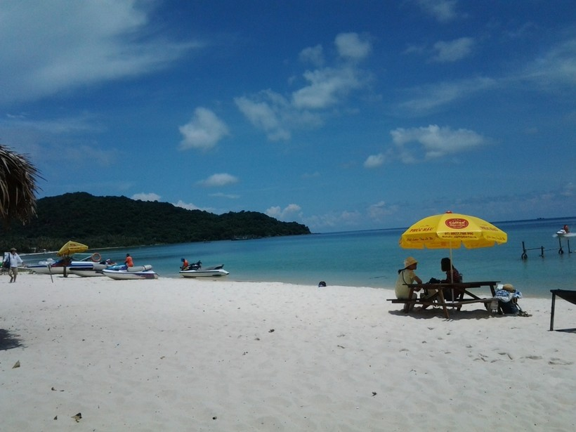 Пляж в Дананге