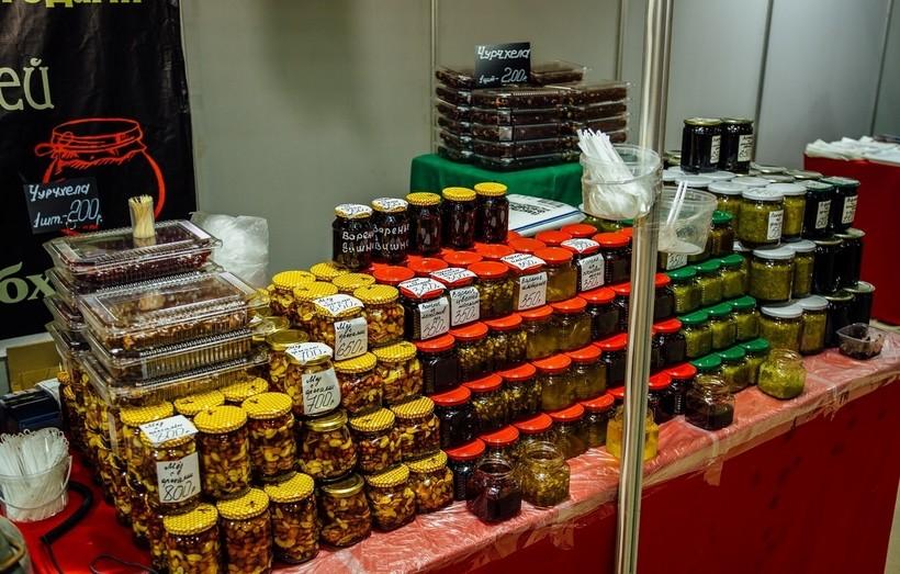 Абхазские сладости