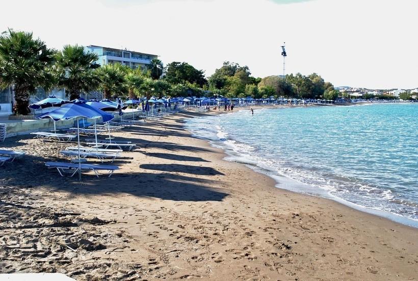 Пляж о. Лидо