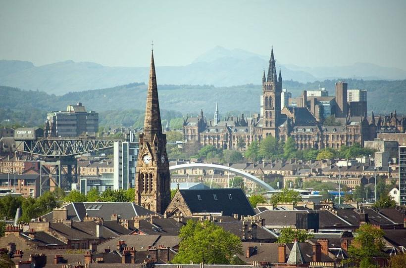 Самый большой город шотландии