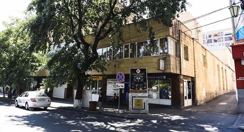 Ереван: на окраине города