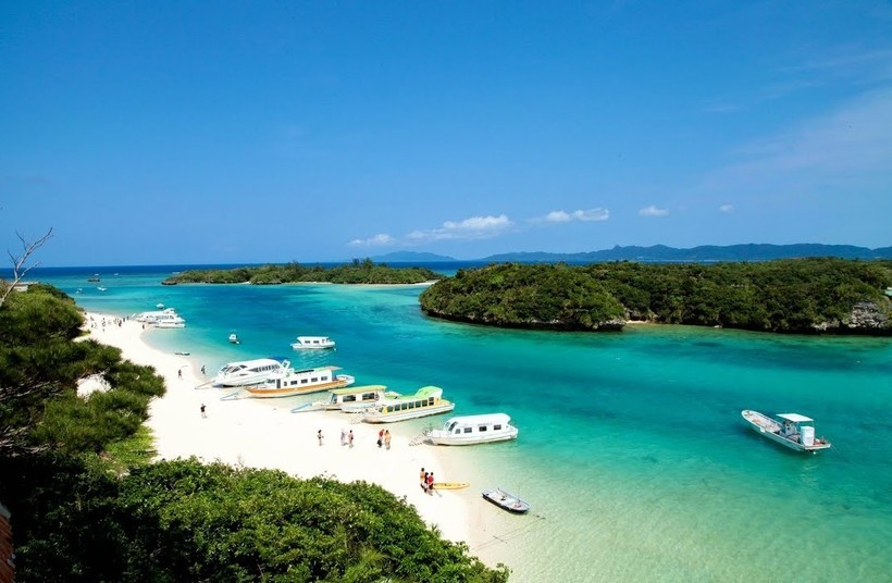 Остров Ириомотэ