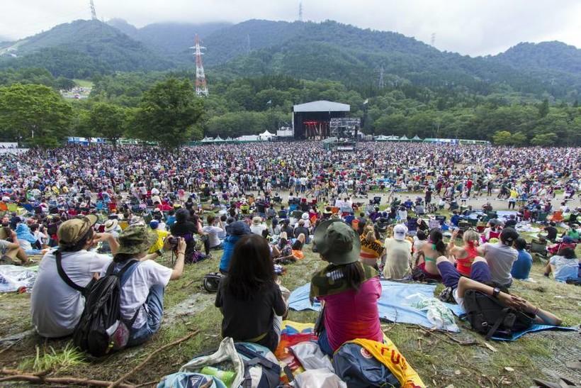 фестиваль Фуджи-рок