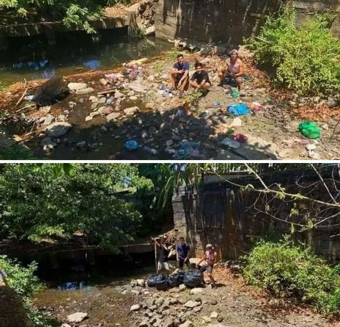 «Мусорный» челлендж стал вирусным: люди убирают планету и делятся своими снимками