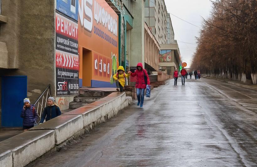 Улицы Кемерово 8 марта.