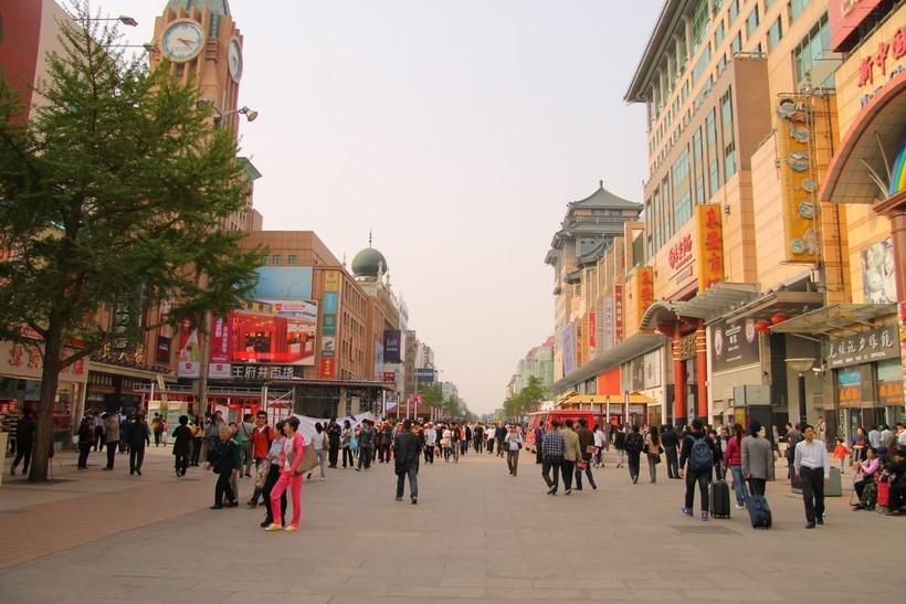 Пекин: знакомство с городом по приезде