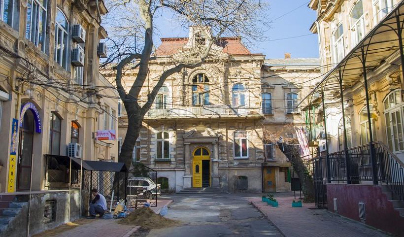 Знакомство с укромными улочками старой Одессы