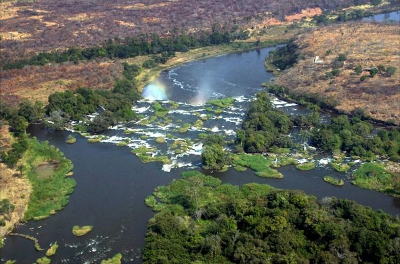 Верховья реки Конго