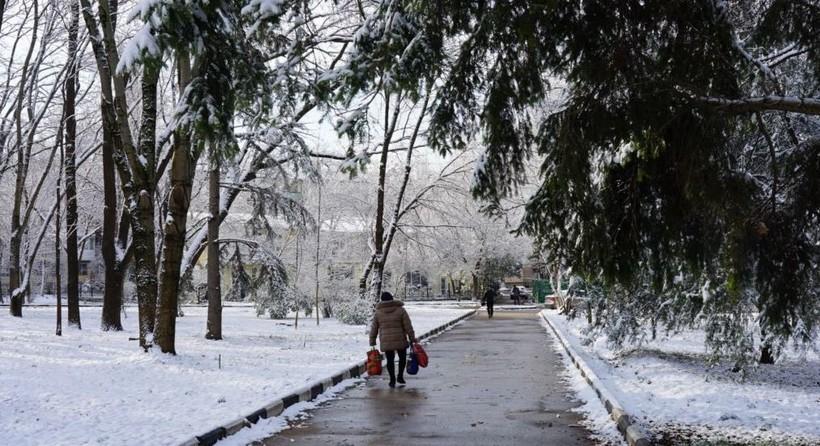 Прогулка по улицам Симферополя в день приезда...