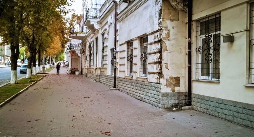 Крым: прогулка по улицам Симферополя