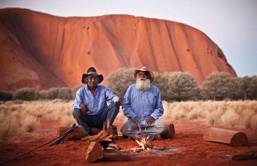 аборигены анангу