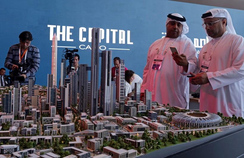 В Каире стало тесно: у Египта скоро появится новая столица