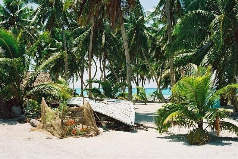 Остров Палмерстон — райский остров, где живет одна большая семья