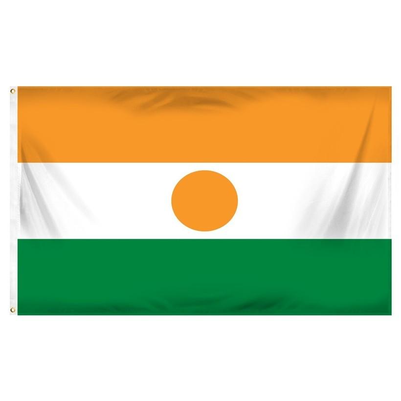 Флаг Республики Нигер