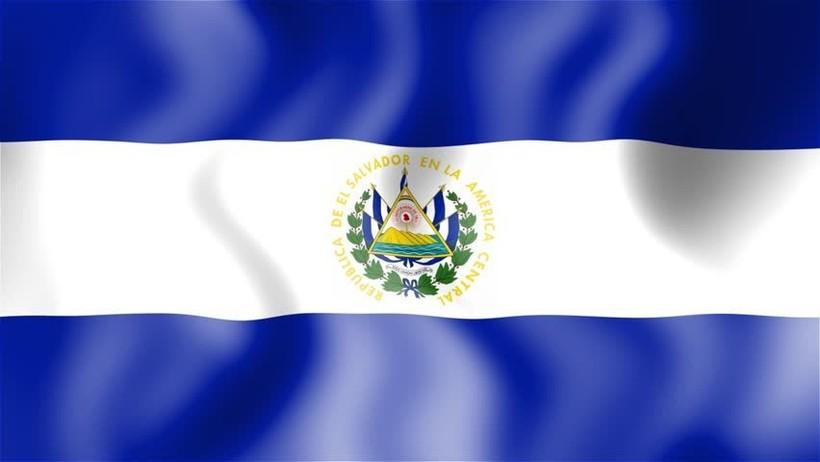 Флаг Сальвадора