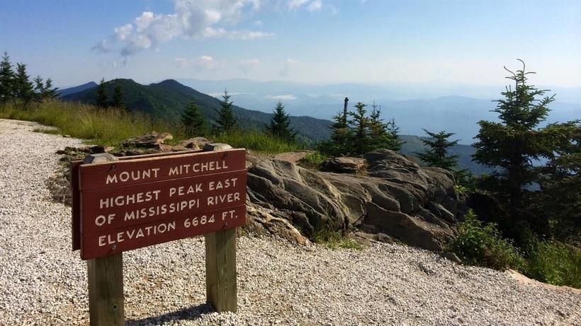 Гора Митчелл
