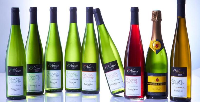 Винные бутылки: о чем говорит их форма