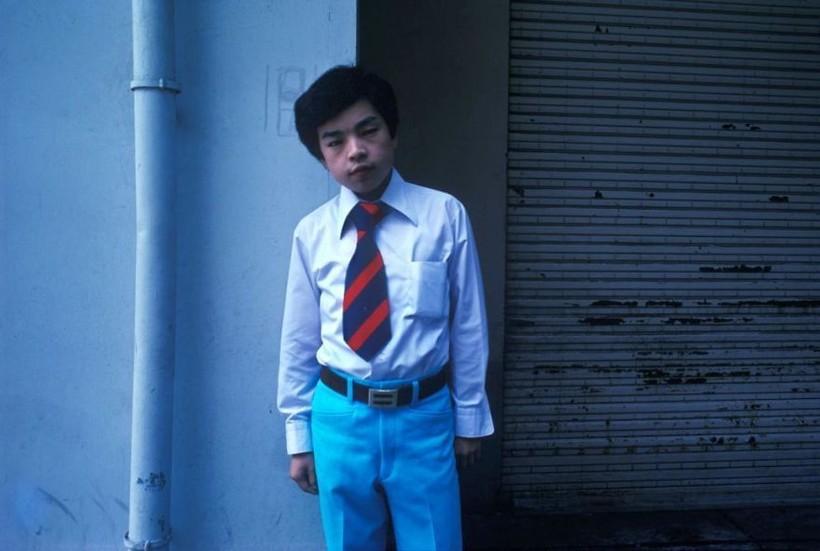 Хорошо одетый молодой человек, 1976