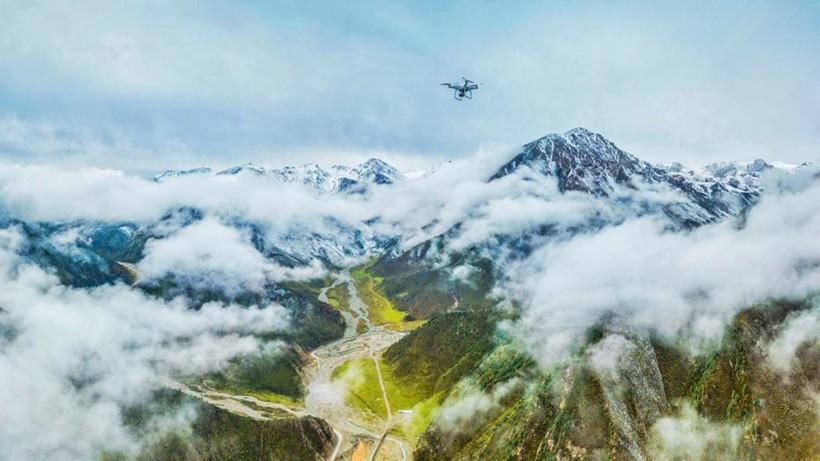 горы Циляньшань