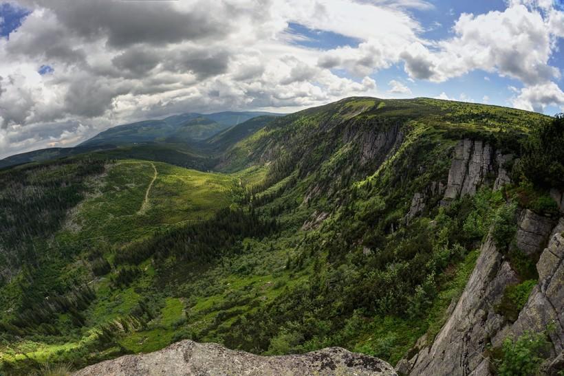 Горы Крконоше