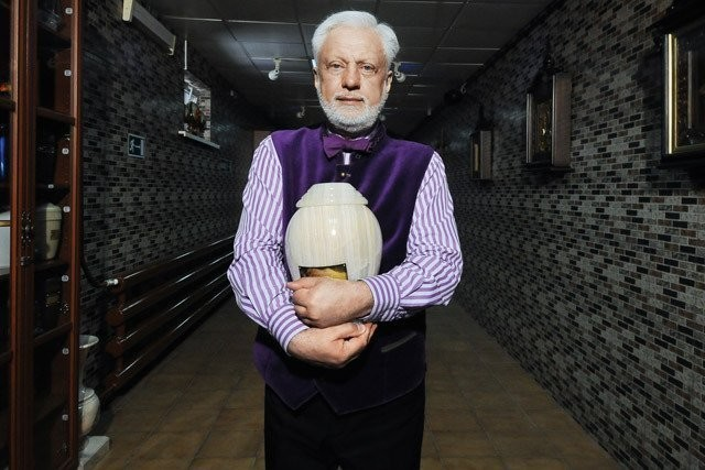 Владелец крематория