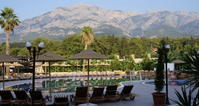 Бассейн Kemer Botanik Resort