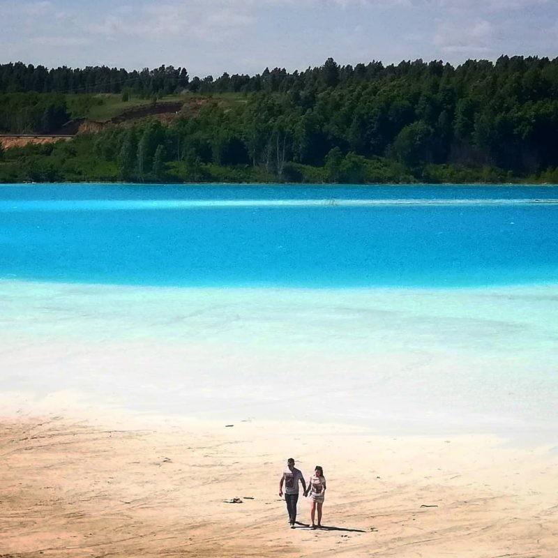 В Новосибирске появились свои Мальдивы, но вода здесь слишком опасна