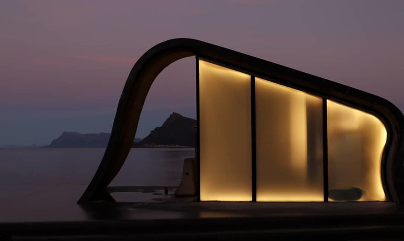 В Норвегии построили самый красивый общественный туалет в мире