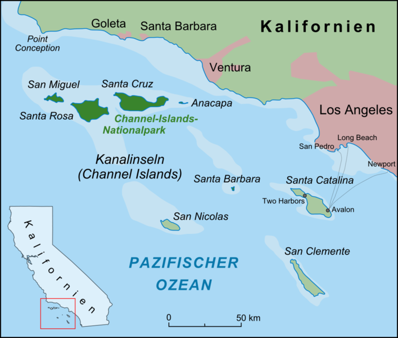 Остров Сан-Николас