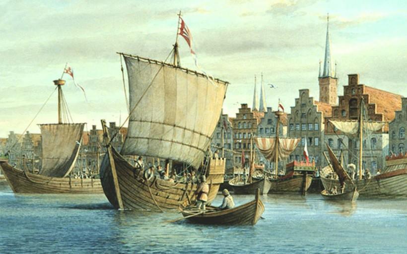 Удивительная история Данвича: как исчез процветающий средневековый город в Англии