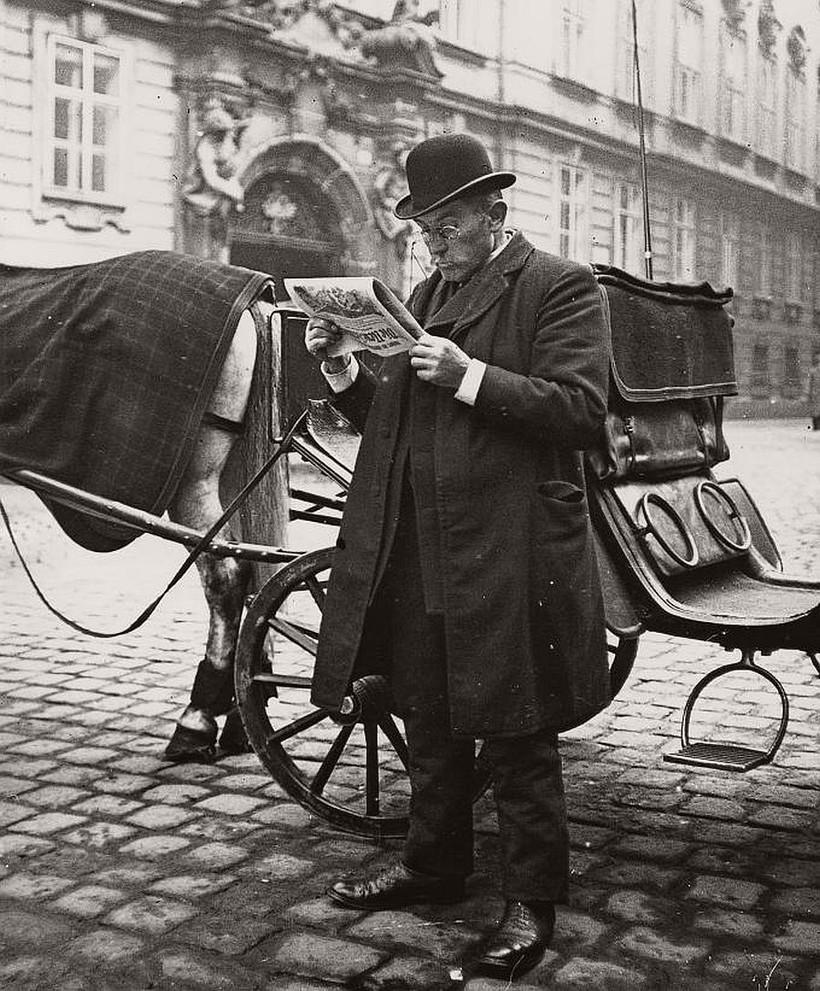 Вена, 1900 год