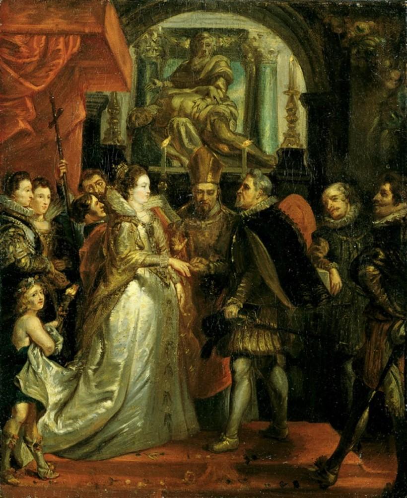 От королевы Франции до нищей: взлет и падение Марии Медичи