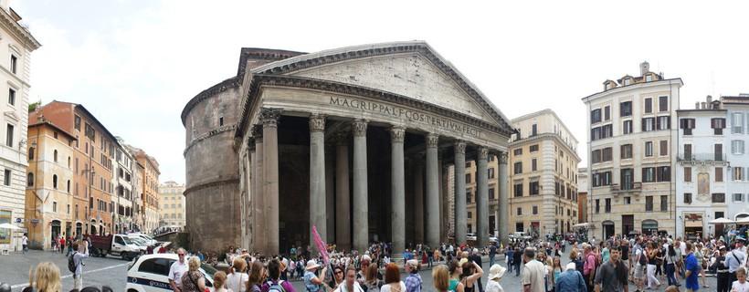 Загадка Пантеона: как римляне построили то, что не удалось больше никому в мире