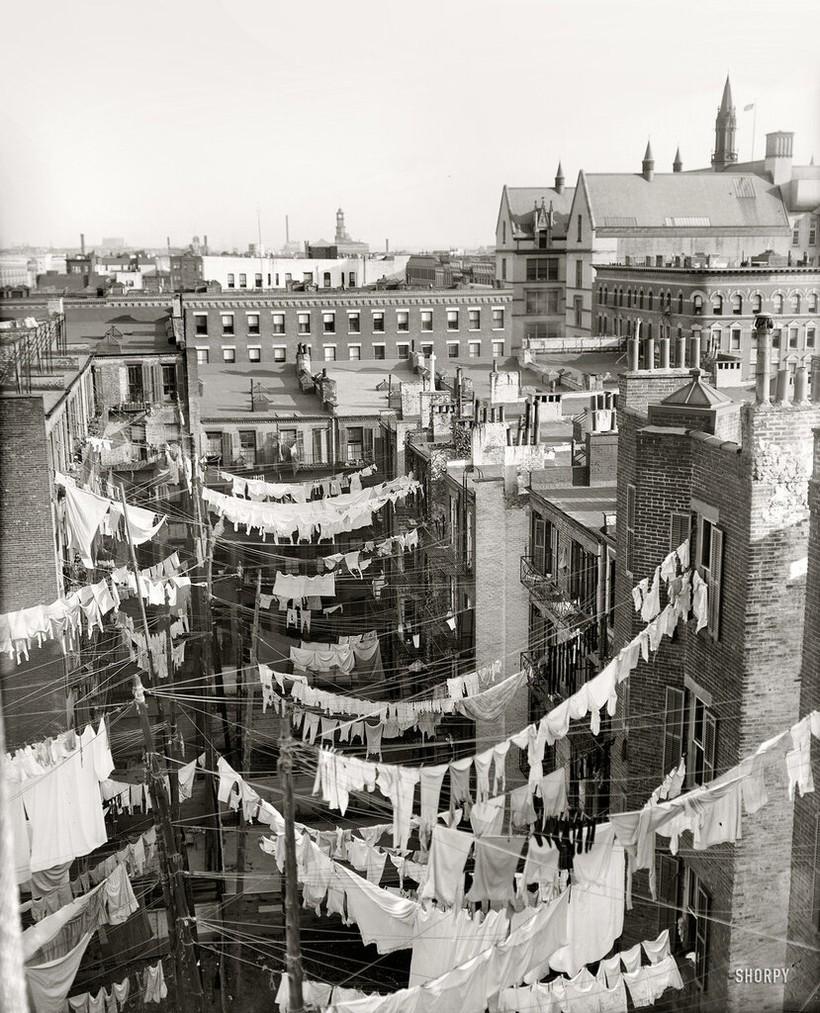 Нью-Йорк. 1900-е годы