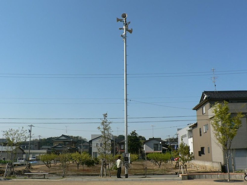 Зачем в японских городах каждый день в 17 часов звучит музыка или полезные советы