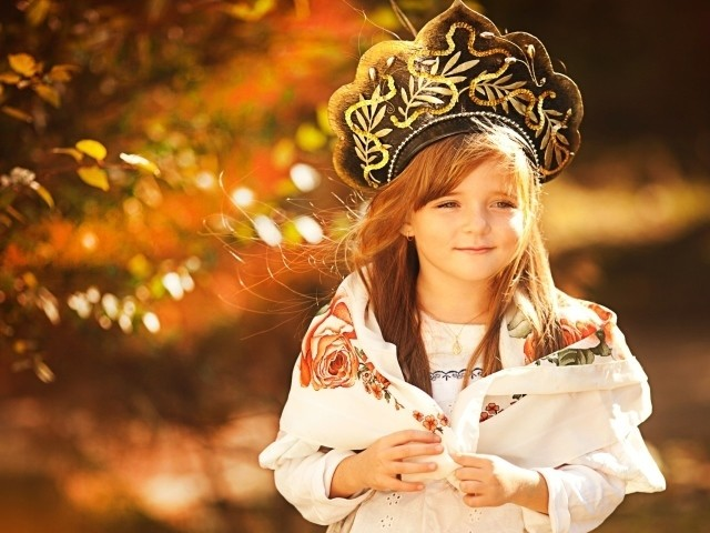 Почему современные девочки до сих пор восхищаются русскими кокошниками