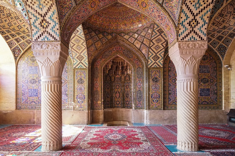 Семь самых красивых мечетей мира