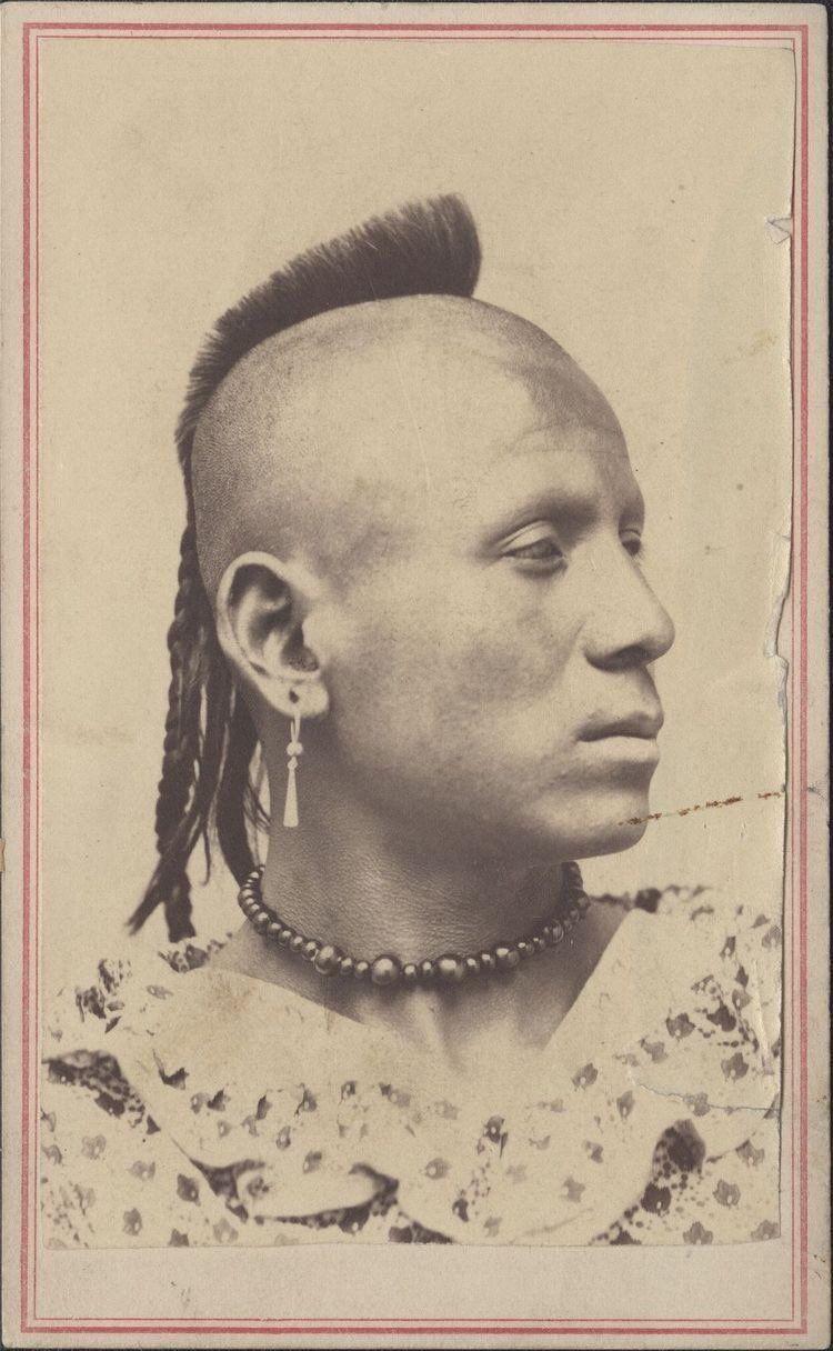 16 лиц настоящих американцев: фото индейцев рубежа XIX-XX веков