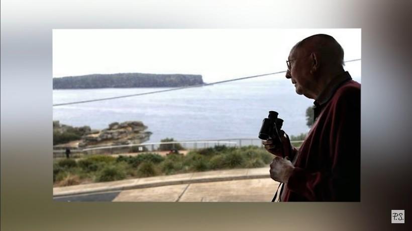 История мужчины, который за 50 лет спас от самоубийства 160 человек, гуляя вдоль скалы
