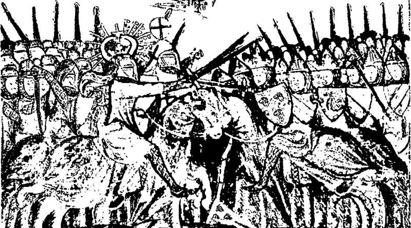 Битва немцев с палабскими славянами