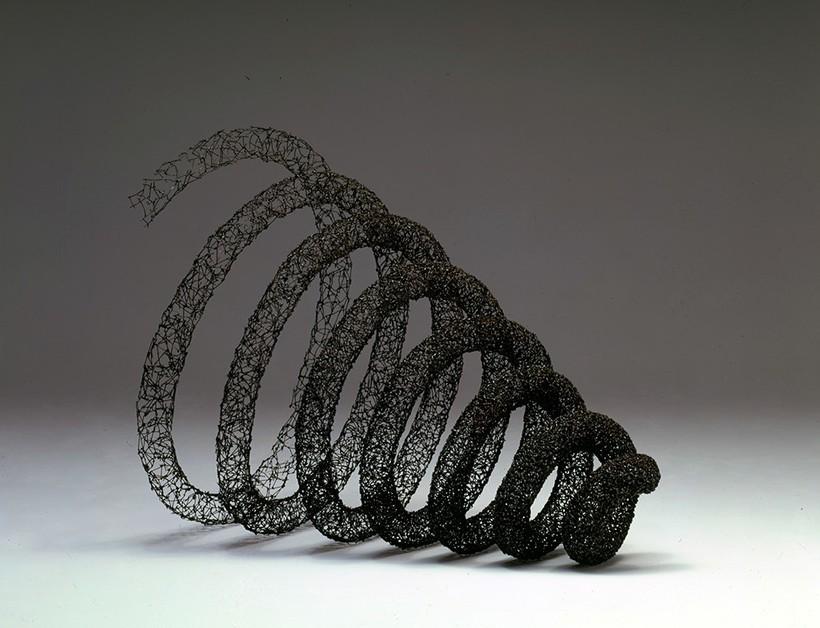 Мир гвоздей Джона Бисби: необычные художественные инсталляции из обычных предметов