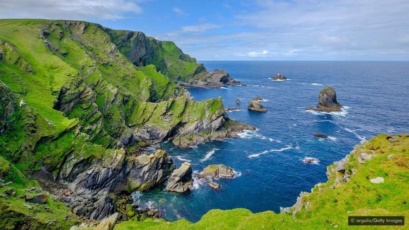 Остров Сокровищ существует на самом деле и находится в Шотландии
