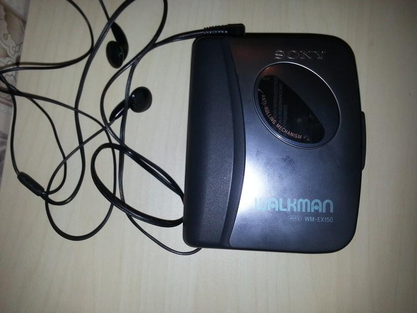 Знаменитый плеер Walkman