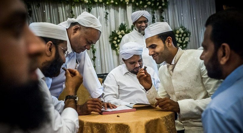 Удивительные брачные традиции и правила развода народов мира