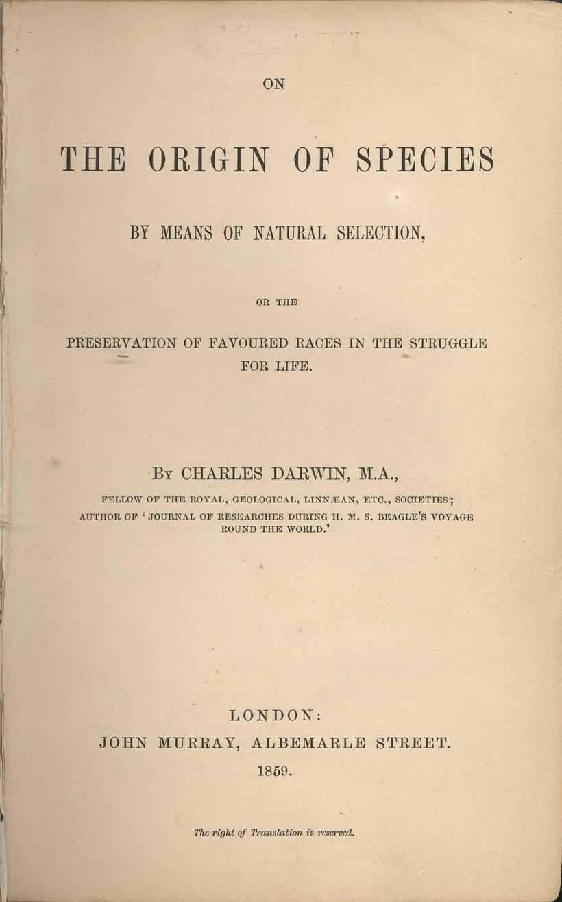 Чому Дарвін не був атеїстом і чим надихнув Гітлера