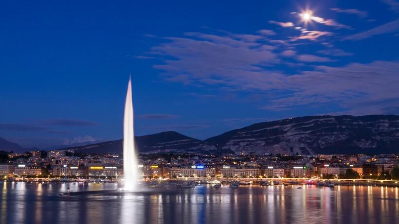 Подарите себе предновогодние выходные в уютной Женеве